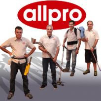 Allpro Cleaning Logo